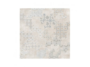 Cover Decor taupe rett. 75x75