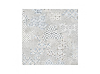 Cover Decor  acero rett. 60x60