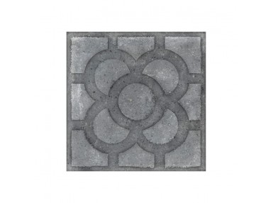 World Streets Acron grafito 20x20