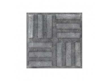 World Streets Norvins grafito 20x20