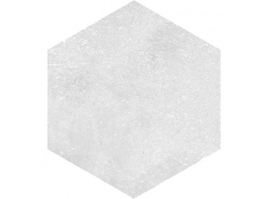 Hexagon Rift  blanco 23x26,6