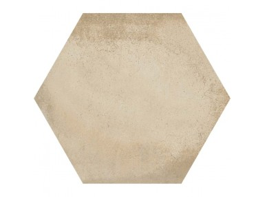 Laverton hexagono Bampton beige  23x26,6
